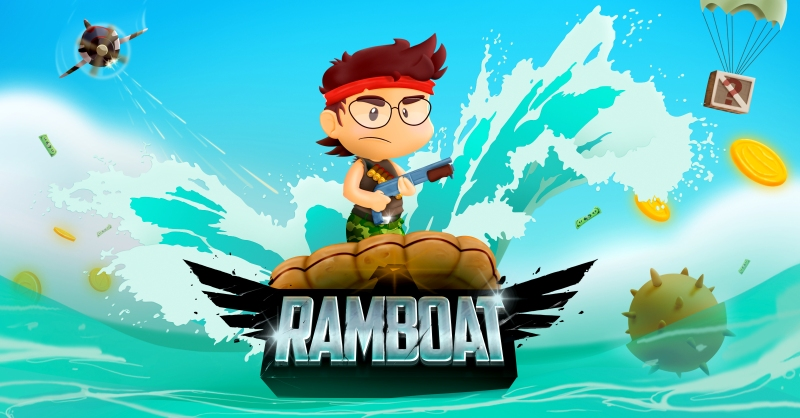 Ramboat Banner for Genera Games